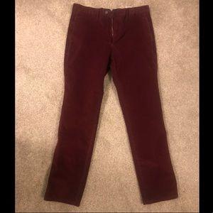 Banana Republic Men's Corduroy Pants 33x32